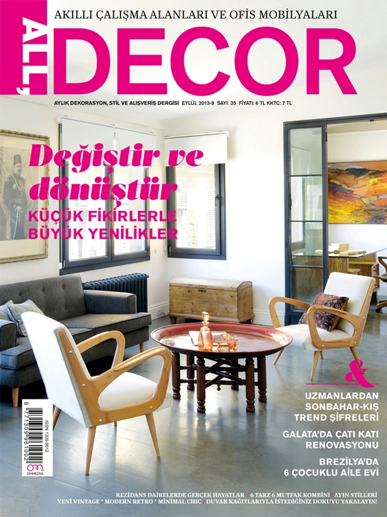 All Decor, Turchia - Settembre 2013