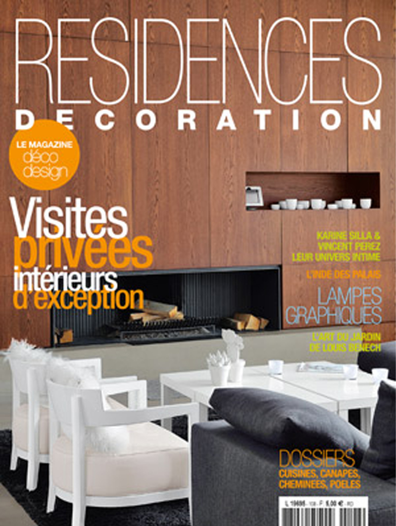 Residences Decoration, Francia - Ottobre 2012