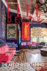 Elle Decor, India - Ottobre 2017