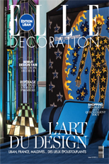 Elle Decoration, Francia - Novembre 2018