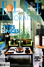 Elle Decoration, Francia - Settembre 2018