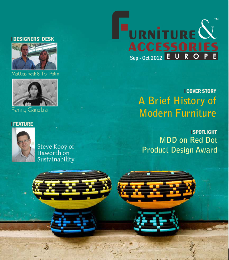 Furniture & Accessories, USA - Settembre 2012