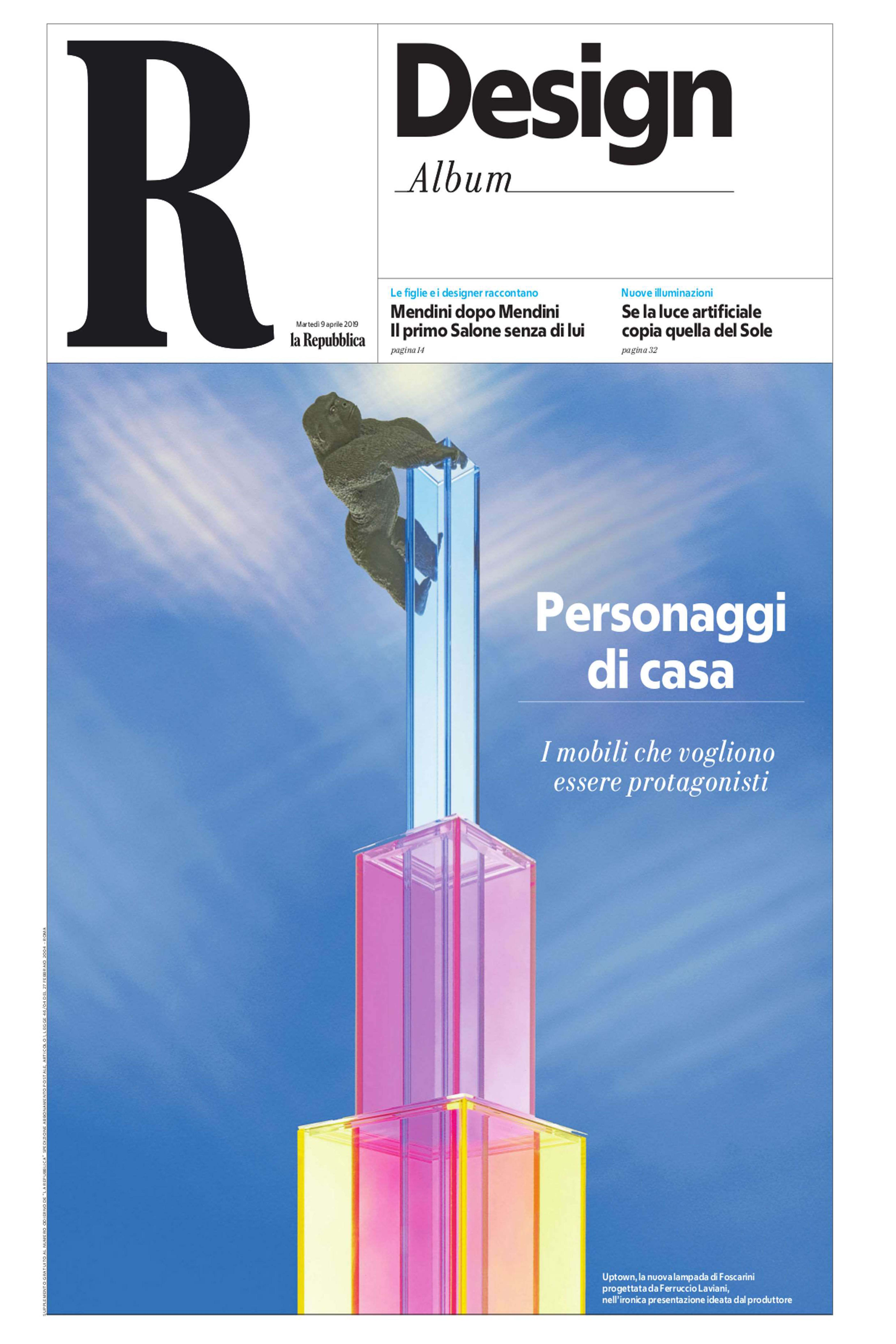 La Repubblica ITA April 9-2019