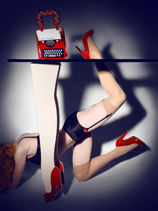 HIGH HEELS immagini ambientate